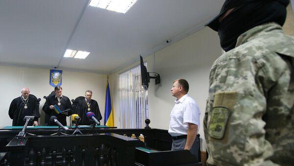Заседание украинского суда. Архивное фото