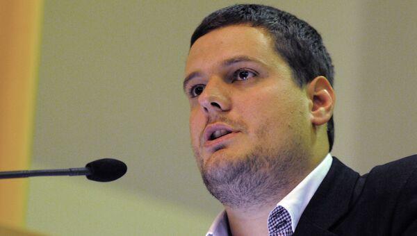 Народный депутат Украины Андрей Ильенко. Архивное фото
