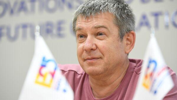 Генеральный директор заявочного комитета ЭКСПО-2025 Александр Чернов. Архивное фото