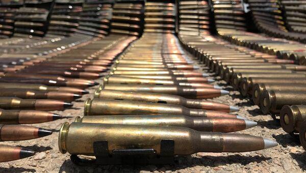 Боевики оставили в сирийской провинции Дераа тонны боеприпасов и оружия