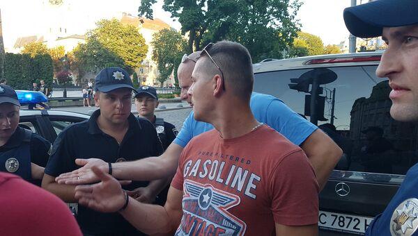 Конфликт с участием граждан Польши во Львове. 5 июля 2018