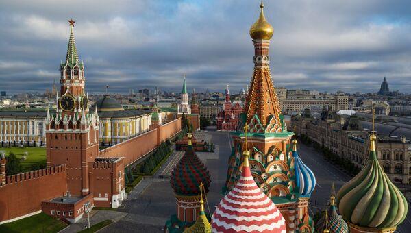Кремль, Красная площадь. Архивное фото