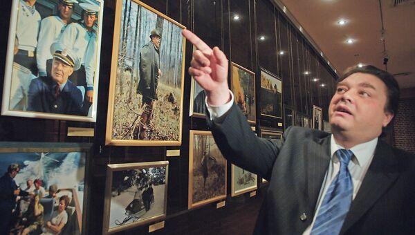 Андрей Брежнев. Архивное фото