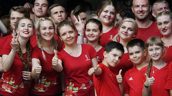 Более 10 тыс. человек в Самарской области хотели стать волонтёрами ЧМ-2018