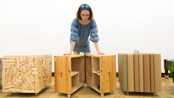 Скамейка из всего: простые идеи самодельной дизайнерской мебели