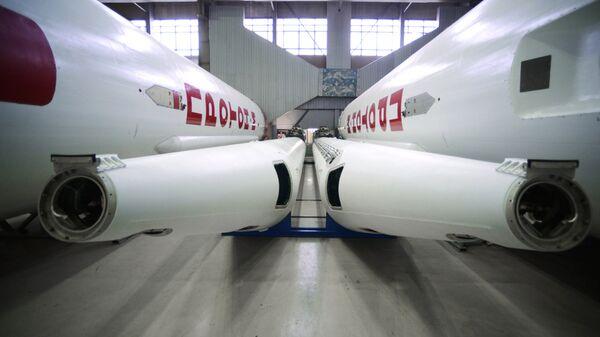 "На Байконур отправили ракету ""Протон-М"" для запуска метеоспутника"