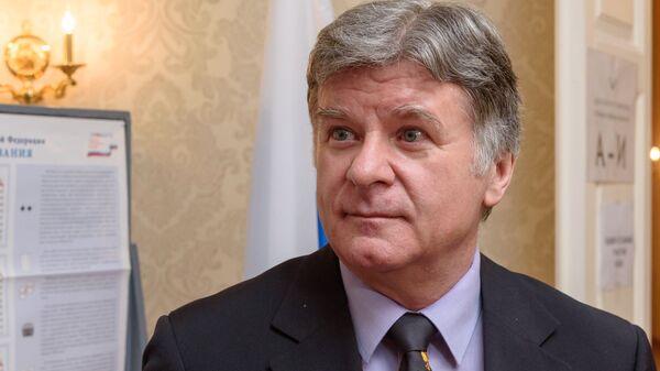 Чрезвычайный и полномочный посол Российской Федерации в Эстонии Александр Петров