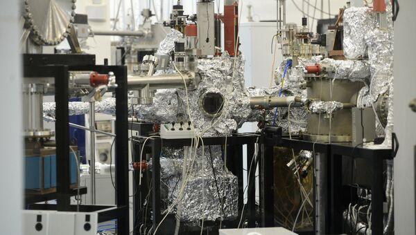 Установка молекулярно-лучевой эпитаксии (МЛЭ) нитридных гетероструктур Национального исследовательского центра Курчатовский институт в Москве
