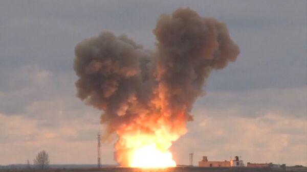 Запуск новейшей ракеты Авангард. 19 июля 2018