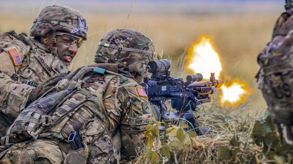 Учения НАТО в Польше. Архивное фото