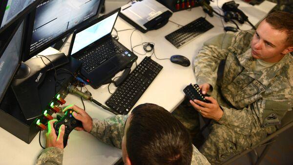 Военнослужащие Киберкомандования США