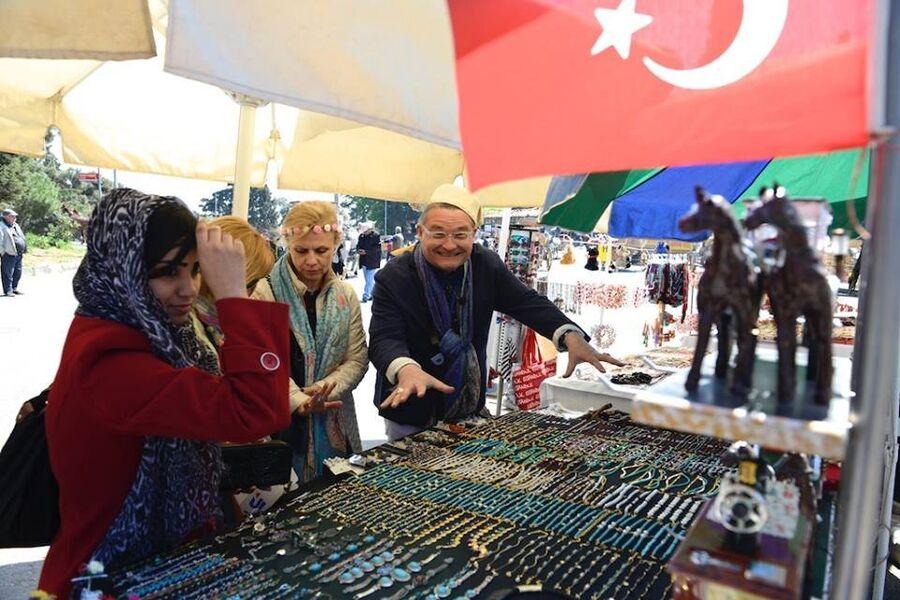 Выездная школа Александра Васильева в Стамбуле