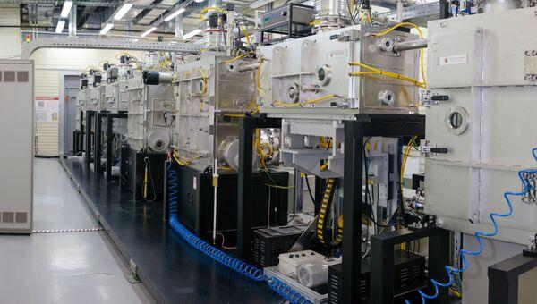 Производство СуперОкс. Вакуумные камеры для осаждения слоев сверхпроводящей ленты