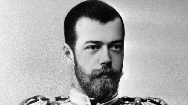 Репродукция фотографии Император Николай II из собраний Государственного Исторического музея