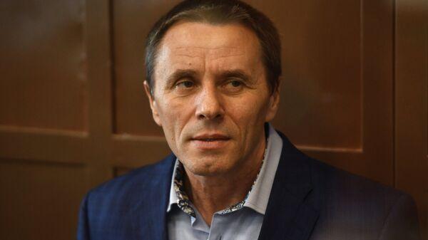Заместитель главы управления собственной безопасности СК России Александр Ламонов