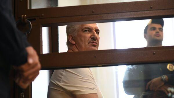 Экс-гендиректор НПО имени С. А. Лавочкина Сергей Лемешевский в суде