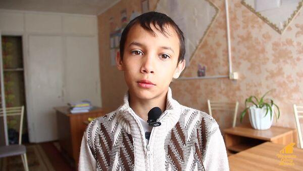 Андрей П., июль 2007, Омская область
