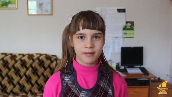 Дарья А., июль 2006, Омская область