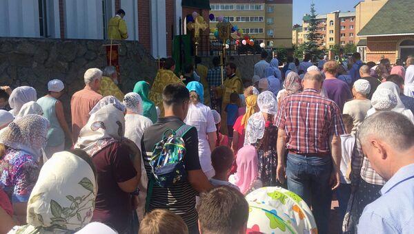 Празднование 1030-летия Крещения Руси в Екатеринбурге