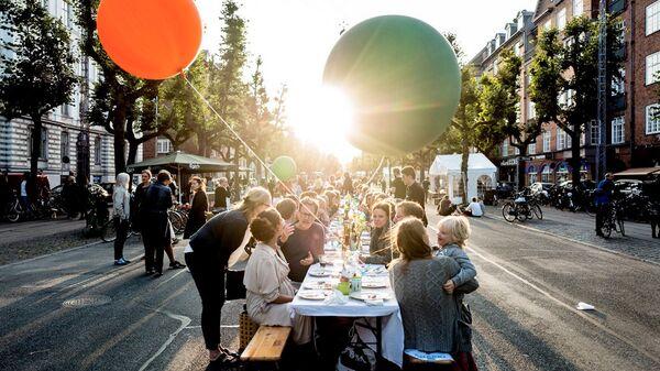 Фестиваль кулинарии и еды, Копенгаген, Дания