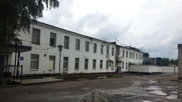 Исправительная колония №1 Ярославля. Архивное фото