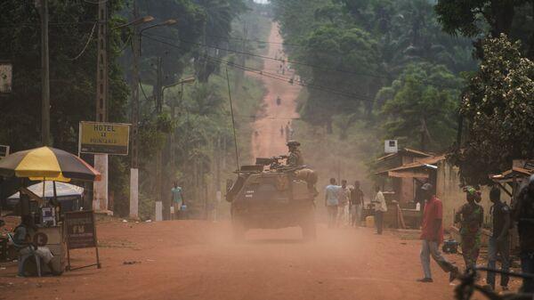 Центральноафриканская республика. Архивное фото