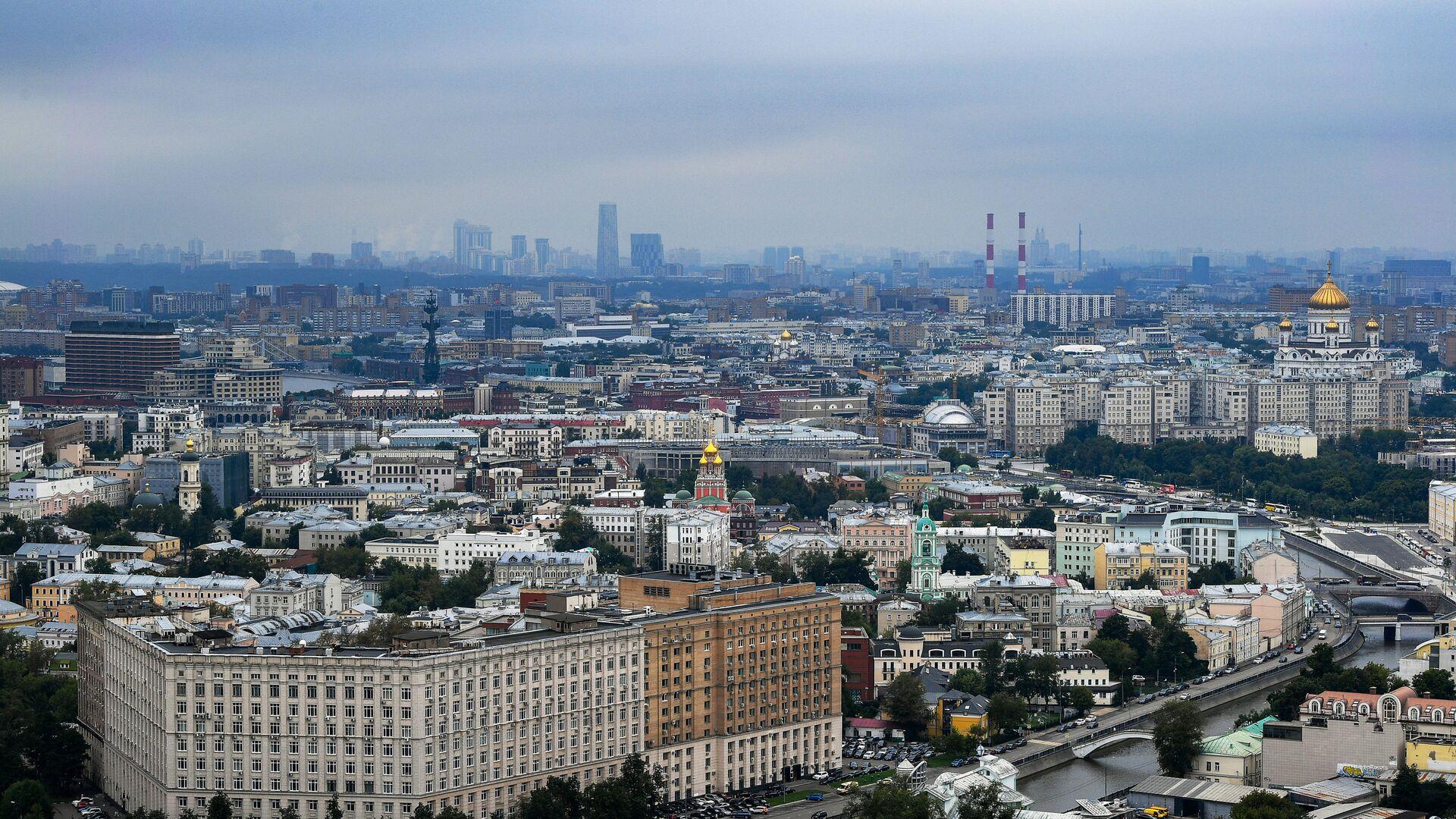 Города России. Москва - РИА Новости, 1920, 24.08.2020