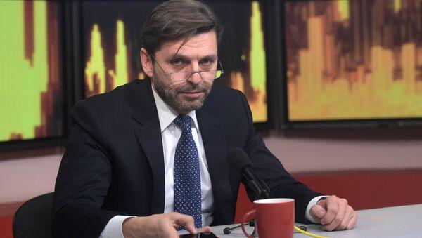 Главный редактор журнала Forbes Russia Николай Усков
