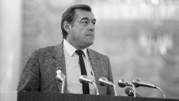 Журналист Михаил Лещинский