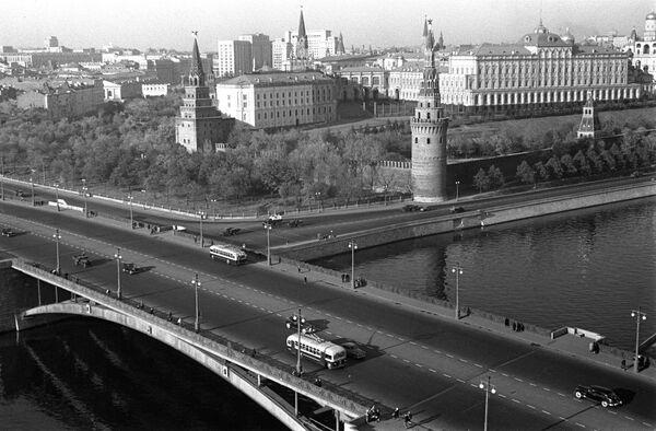 Воровская жизнь с видом на Кремль