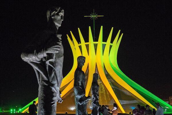 Города мира. Бразилиа