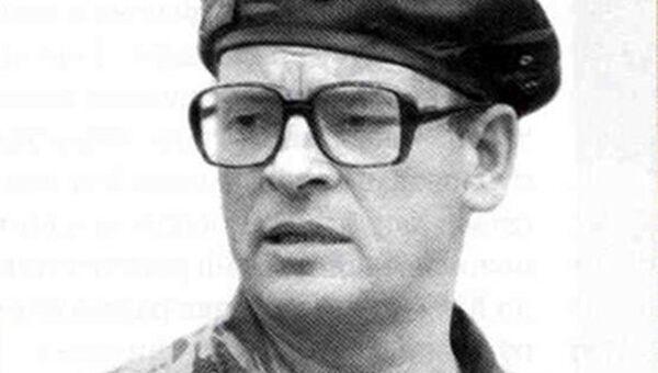 Герой РФ генерал-полковник Анатолий Романов. Архивное фото