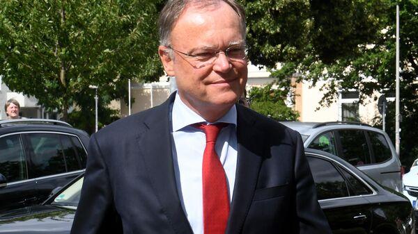 Премьер-министр федеральной земли Нижняя Саксония Штефан Вайль