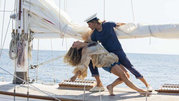 Кадр из фильма Mamma Mia! 2