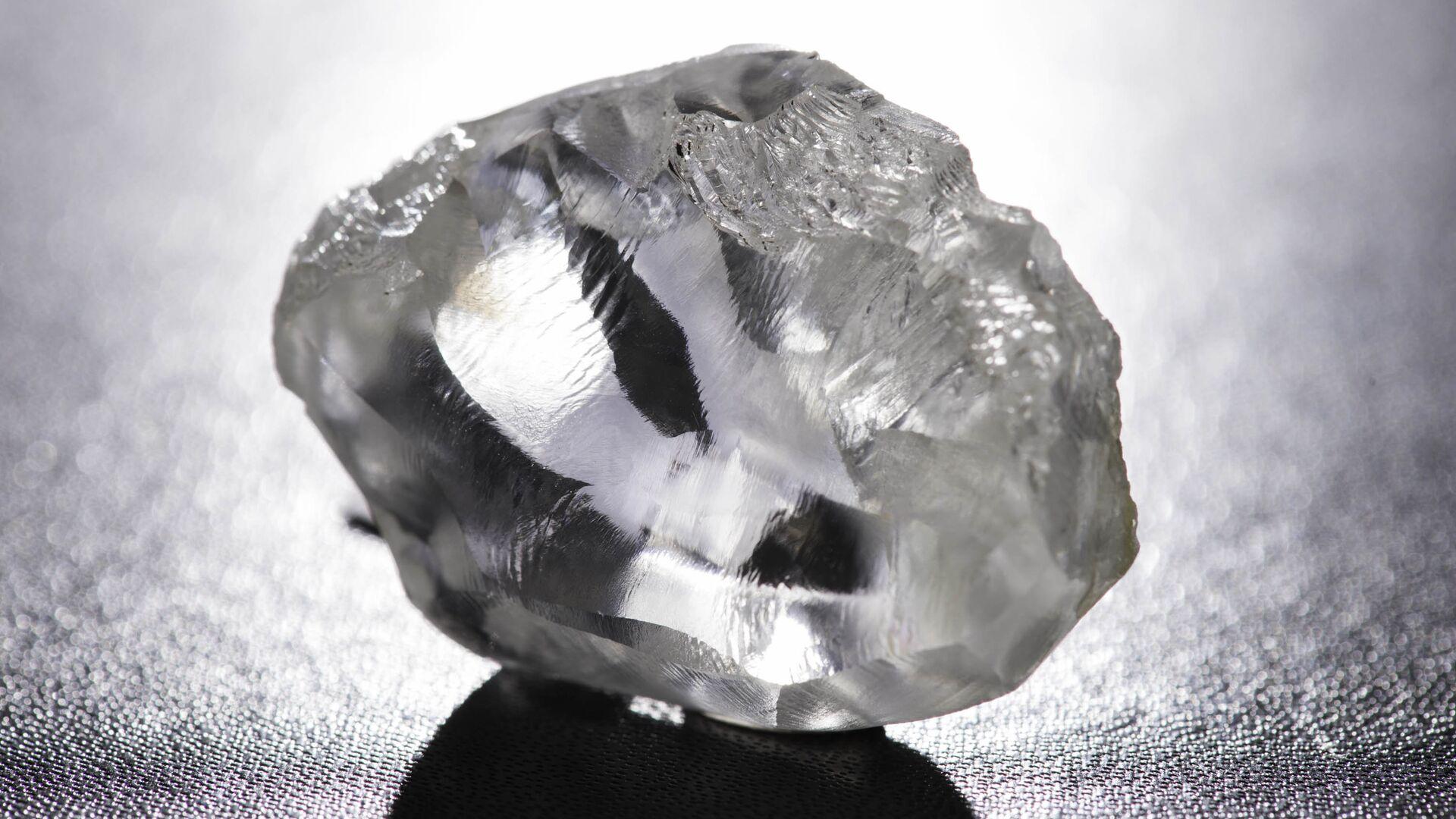 Алмаз из месторождения Куллинан в ЮАР - РИА Новости, 1920, 09.11.2020