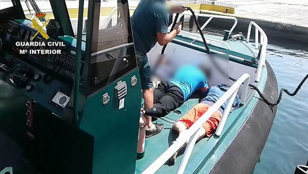 Задержание членов группировки, занимающейся перевозкой наркотиков на прогулочных катерах