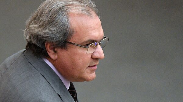 Секретарь Общественной палаты РФ Валерий Фадеев. Архивное фото