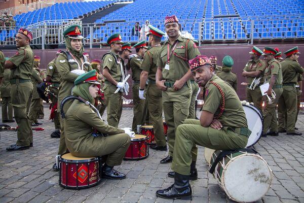 Военный оркестр Королевской гвардии Омана