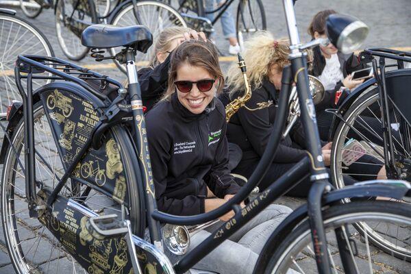 Оркестр на велосипедах Крещендо (Нидерланды)