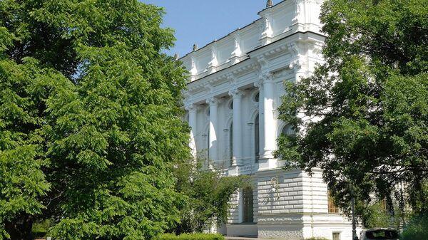 Здание СПбПУ