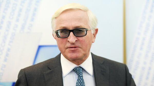 Президент РСПП Александр Шохин. Архивное фото
