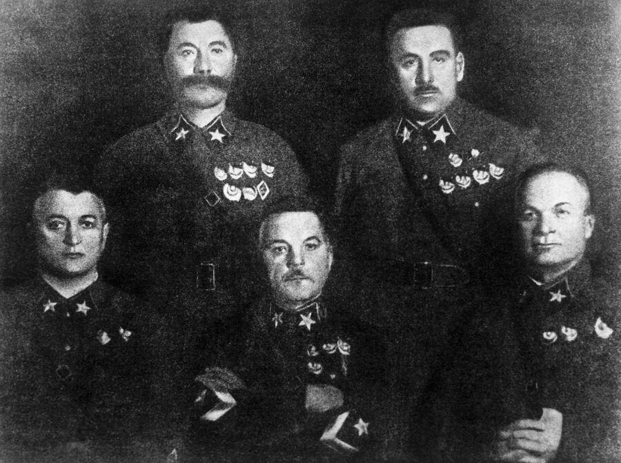 Маршалы Советского Союза