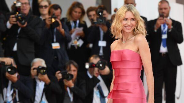 Британская актриса и член жюри официального конкурса Наоми Уоттс на церемонии открытия 75-го Венецианского международного кинофестиваля