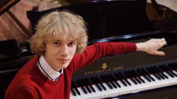 Победитель конкурса молодых музыкантов Eurovision Young Musicians (классического Евровидения) российский пианист Иван Бессонов