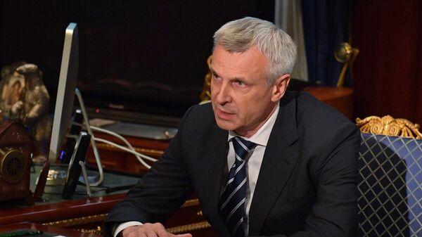 Временно исполняющий обязанности губернатора Магаданской области Сергей Носов. Архивное фото