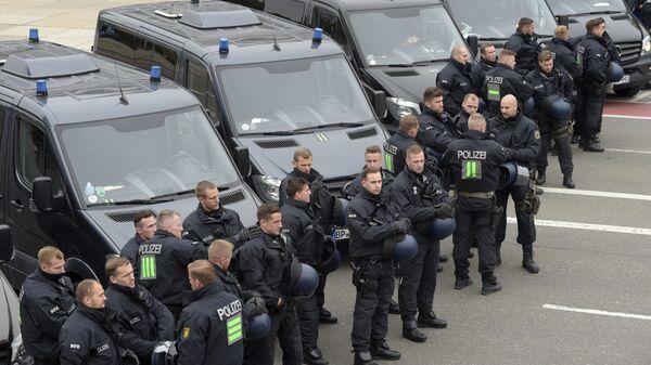 Сотрудники полиции, Германия