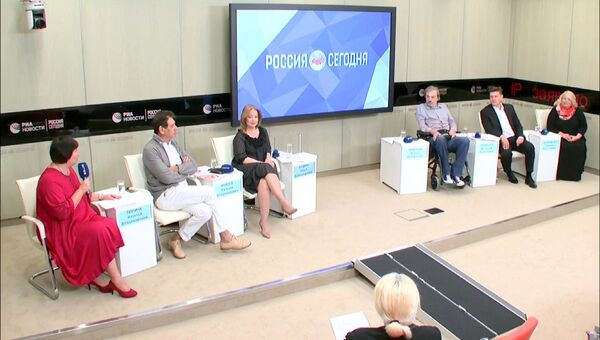 Пресс-конференция, посвященная IV Всероссийскому фестивалю семейных любительских театров