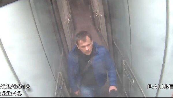 Подозреваемый в попытке убийства Сергея Скрипаля и его дочери Юлии в Солсбери Александр Петров. Архивное фото