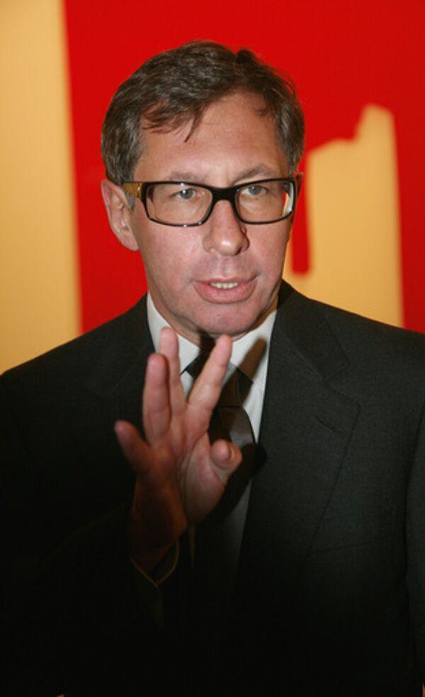 Президент Альфа-банка Петр Авен