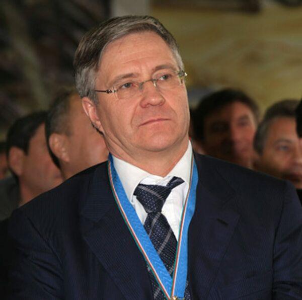 Генеральный директор Сургутнефтегаза Владимир Богданов. Архивное фото
